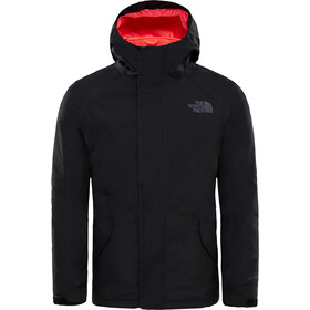 The North Face Kira Chaqueta Triclimate Niñas, tnf black/tnf black